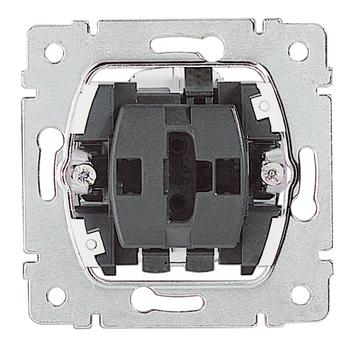 Tlačidlo (1/1A) 10A/250V - prístroj Galea Life (Legrand)