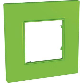 Rámček 1-násobný zelená Unica Quadro Natura (Schneider)