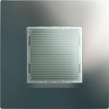 Svietidlo núdzové LED zelená 250V 2M 1hod. (SS) transp. Unica (Schneider)