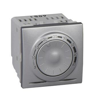 Termostat podlahový 10A/230V 2M otoč. (SS) snímač hliník Unica (Schneider)