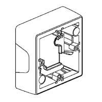 Škatuľa 1-násobná pre povrch.mont. béžová Valena (Legrand)