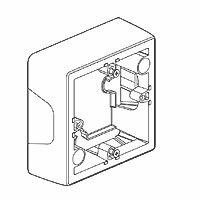 Škatuľa 1-násobná pre povrch.mont. biela Valena (Legrand)