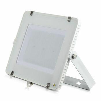 Reflektor LED PRO Slimline 200W, 6400K, 16000lm, IP65, hliník-biela, VT-200-W (V-TAC)