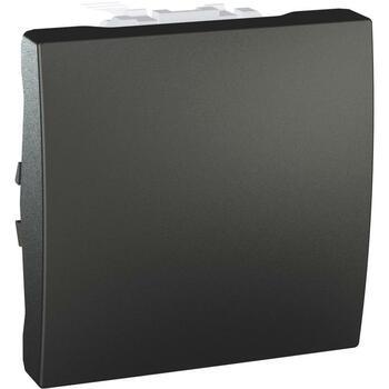 Prepínač striedavý (6) 10AX/250V 2M (PS) grafit Unica (Schneider)
