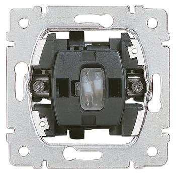 Tlačidlo (1/0Ss) 10A/250V - prístroj Galea Life (Legrand)