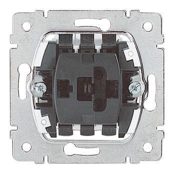 Spínač 2-pólový (2) 10A/250V - prístroj Galea Life (Legrand)