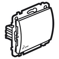 Tlačidlo (1/0) 10A/250V IP44 biela Galea Life (Legrand)