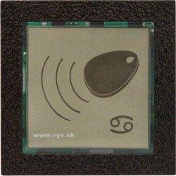 OPJ BES-42803 RAK RS232 bez uzamykania - nevrába sa!  nový typ - USB 4201001 (42010001),