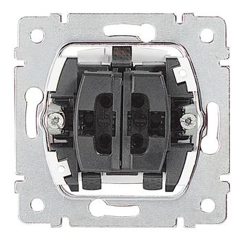 Prepínač sériový (5) 10A/250V - prístroj Galea Life (Legrand)
