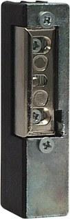 Zámok asymetrický 12VDC autom./mech. odbl. s posuv.jazýčkom (Openers&Closers)