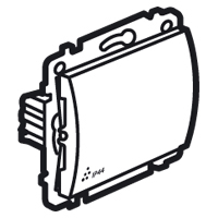 Prepínač krížový (7) 10AX/250V IP44 biela Galea Life (Legrand)