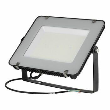 Reflektor LED PRO HL 200W, 4000K, 24000lm, IP65, hliník-čierna, VT-206-B (V-TAC)
